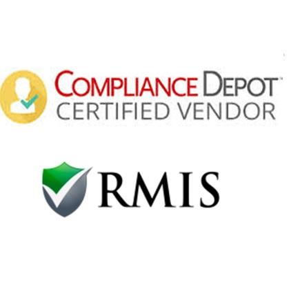 Guided Fitness is certified through both Compliance Depot and RMIS
